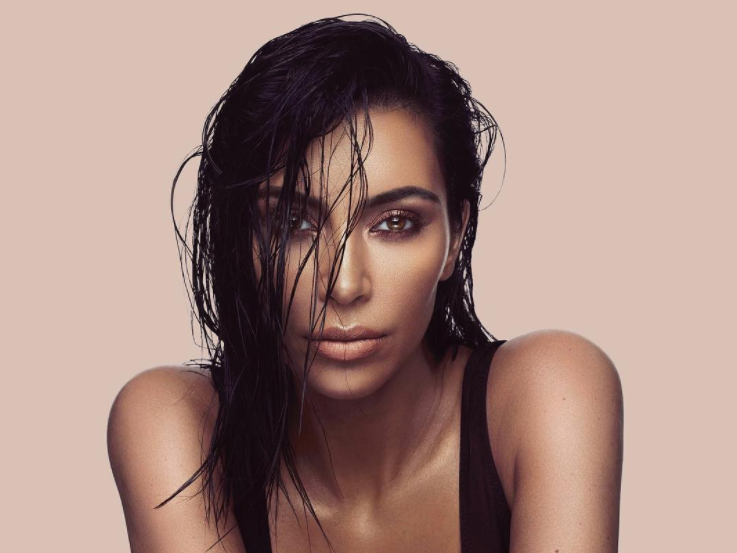 Here's a closer look at the new contour and highlight kits coming from Kim Kardashian's new beauty brand