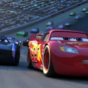 "People are noticing something weird about ""Cars 3"""