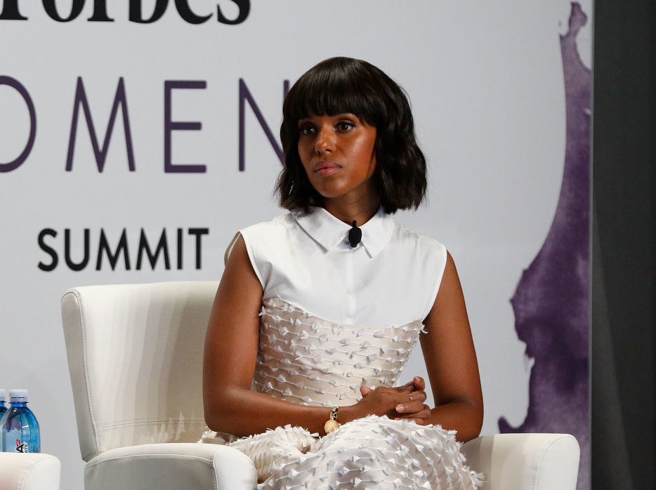 Kerry Washington called out how women are taught to handle money, and we're listening