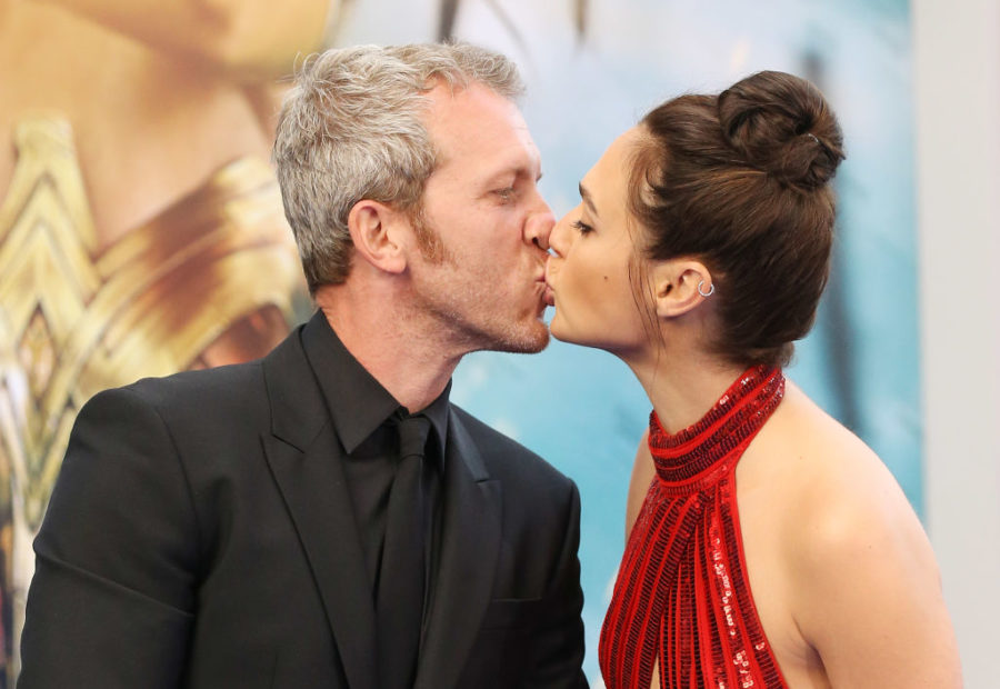 "Gal Gadot's husband found the perfect shirt to describe his ""Wonder Woman"" wife"