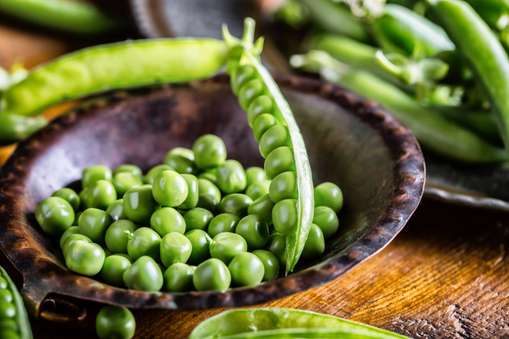 Pea yogurt might be the newest addition to the non-dairy movement