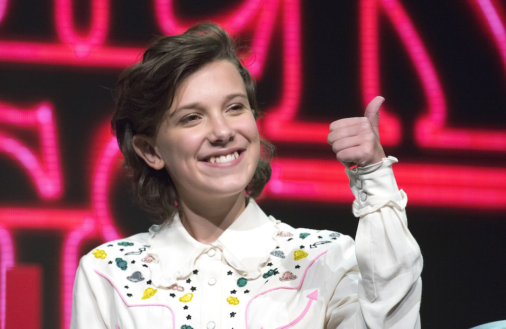 Millie Bobby Brown's workout routine is fantastically aggressive