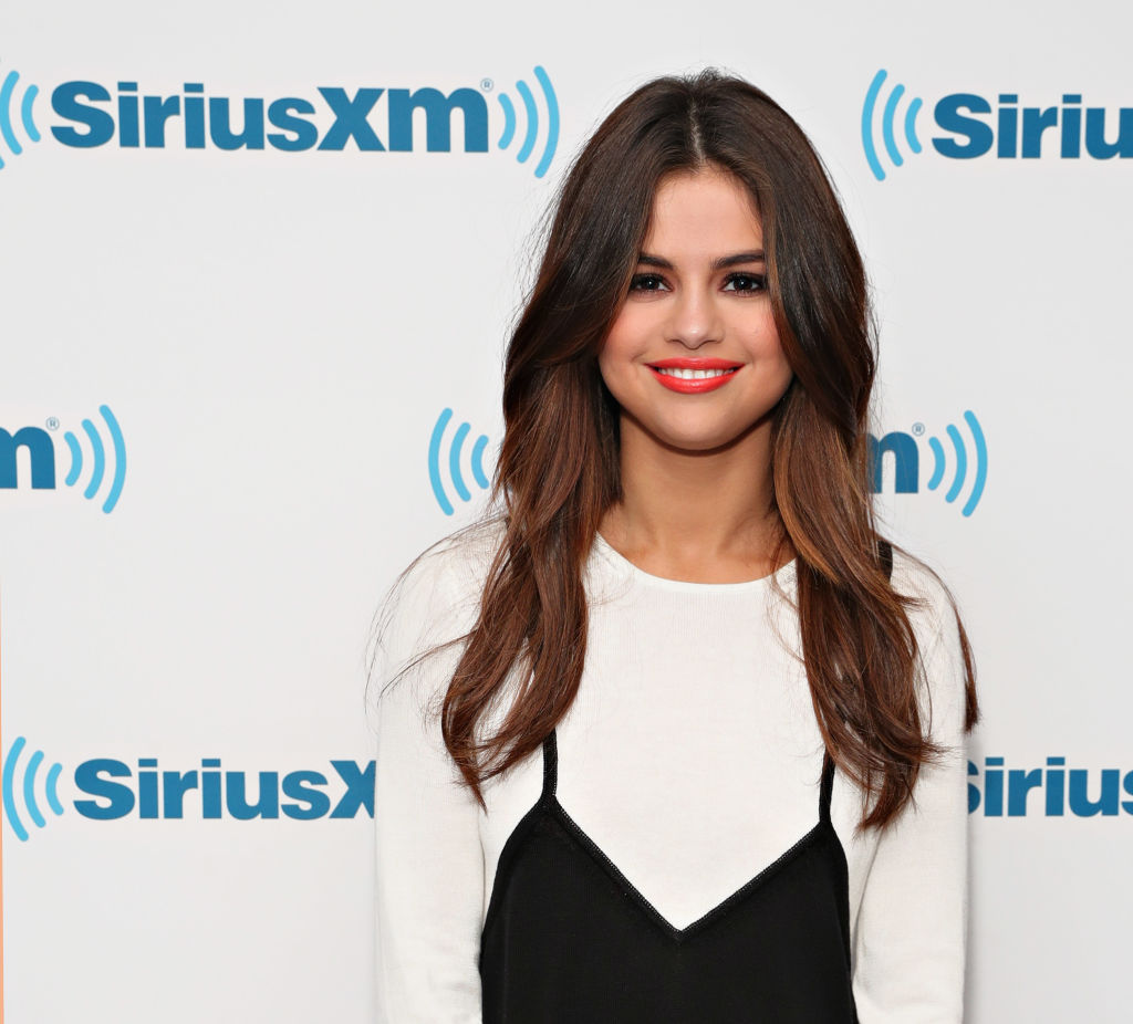 Selena Gomez has been loving this '80s-inspired look lately, and we think she's werrrking it