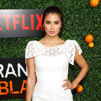 """Orange is the New Black""'s Diane Guerrero is working on a Smithsonian American Latino Museum, and we can't wait to go"