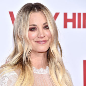 """Kaley Cuoco now has """"sherbet hair,"""" and we bet she's started a trend"""