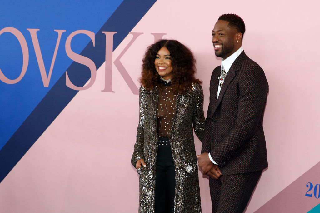 Gabrielle Union revealed what happened when her dad first met Dwyane Wade, and our hearts are melting