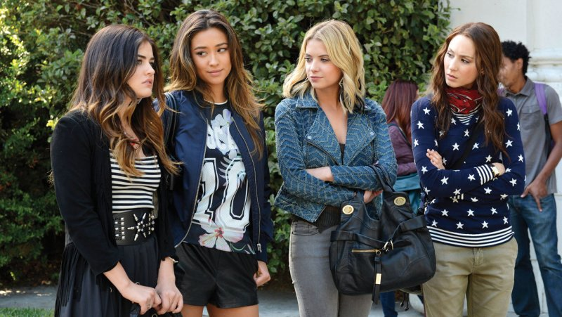 "There is now a ""Pretty Little Liars"" exhibit, and here's where to see it"