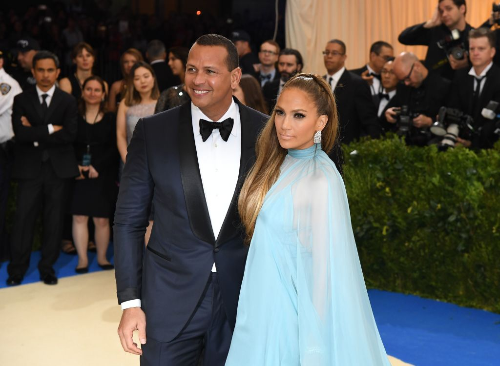 Jennifer Lopez and her boyfriend wore the most sophisticated outfits on a date to The Louvre