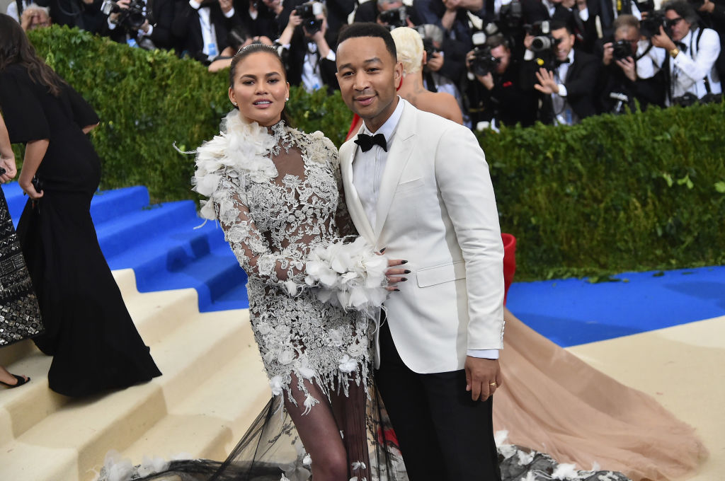Chrissy Teigen's Father's Day post for John Legend is giving us heart eyes