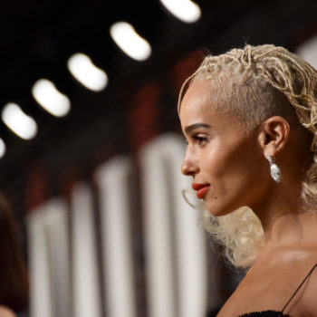 Zoë Kravitz finally confirmed that yeah, she and Drake dated