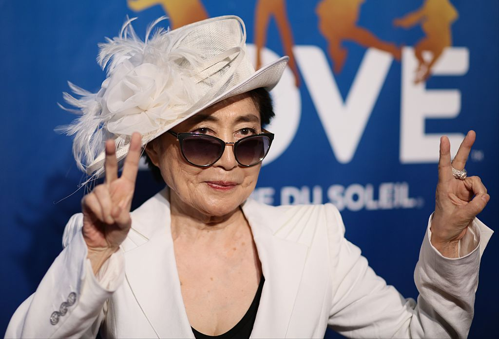 "Yoko Ono has been given credit as a songwriter on ""Imagine,"" nearly 50 years after its release"