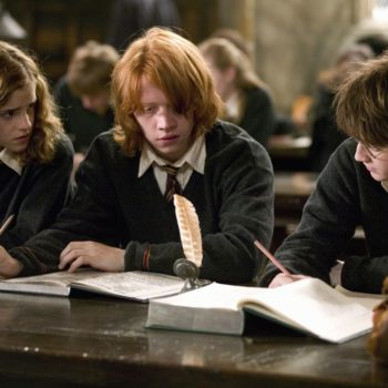 """Wands at the ready, Pottermore's """"Harry Potter"""" book club begins *today*"""