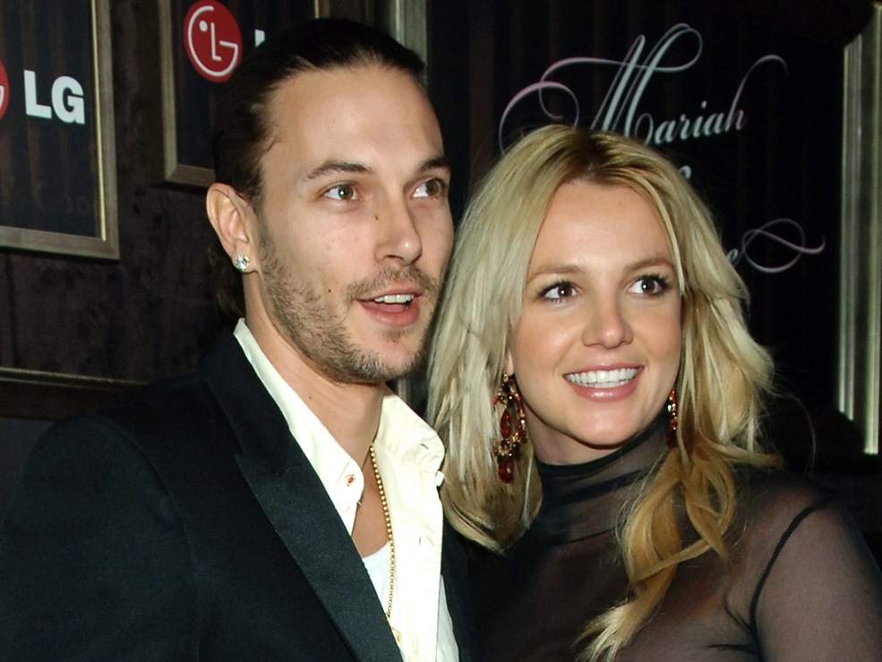 Seems me, britney spears 46 kevin federline sex