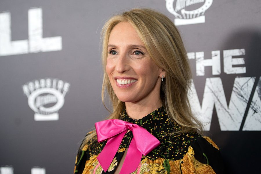 """""""Fifty Shades of Grey"""" director Sam Taylor-Johnson opened up about why she didn't return for the second film"""