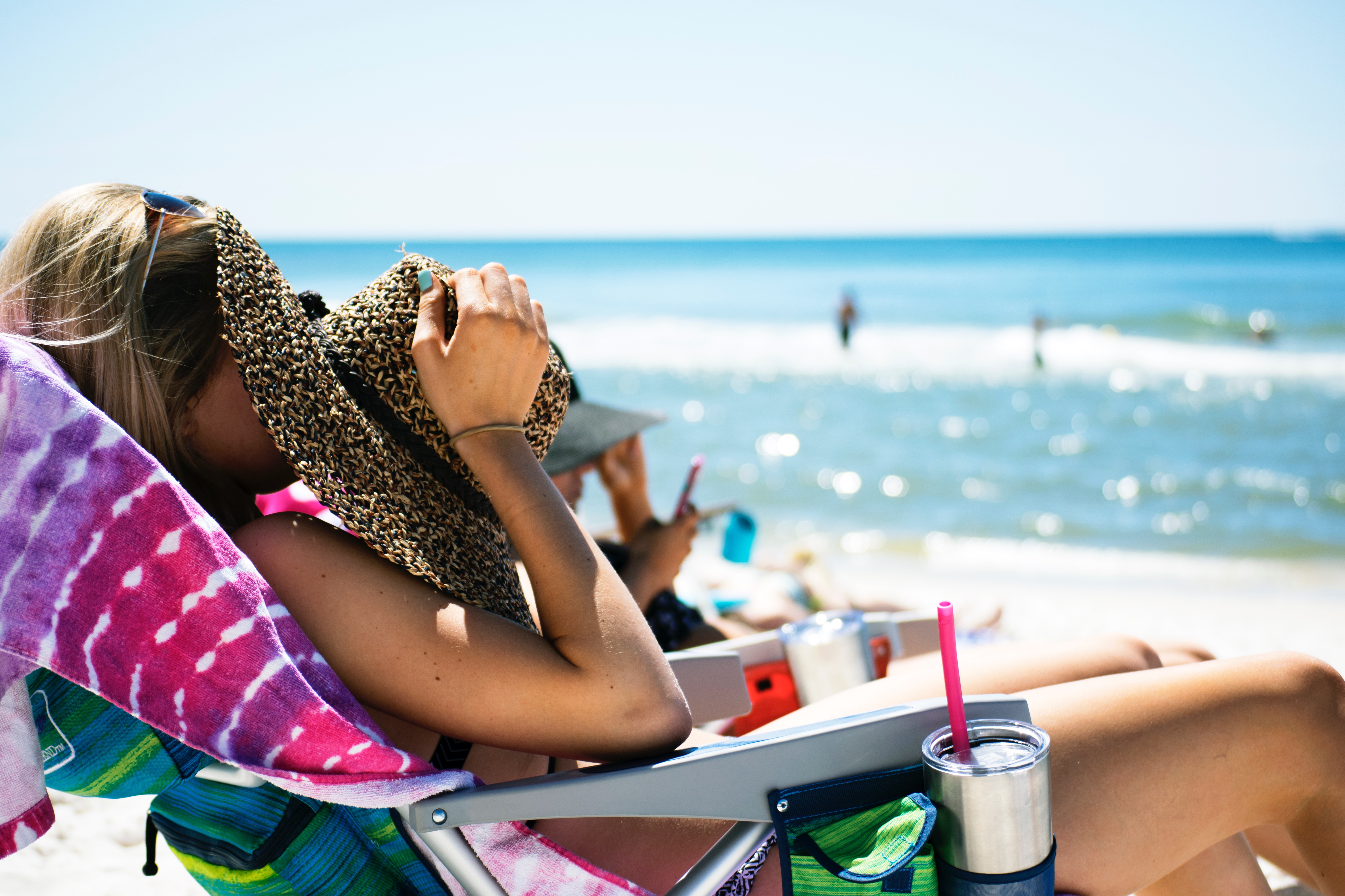 9 things people who hate hot weather can still love about summer