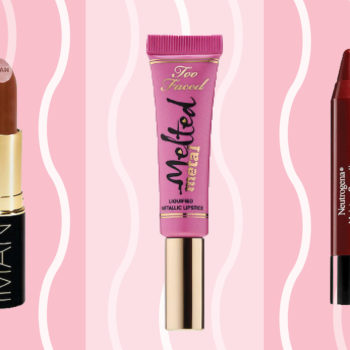 From frosted lips to visible lip liner, here are 15 lipstick trends from the '90s that are making a comeback