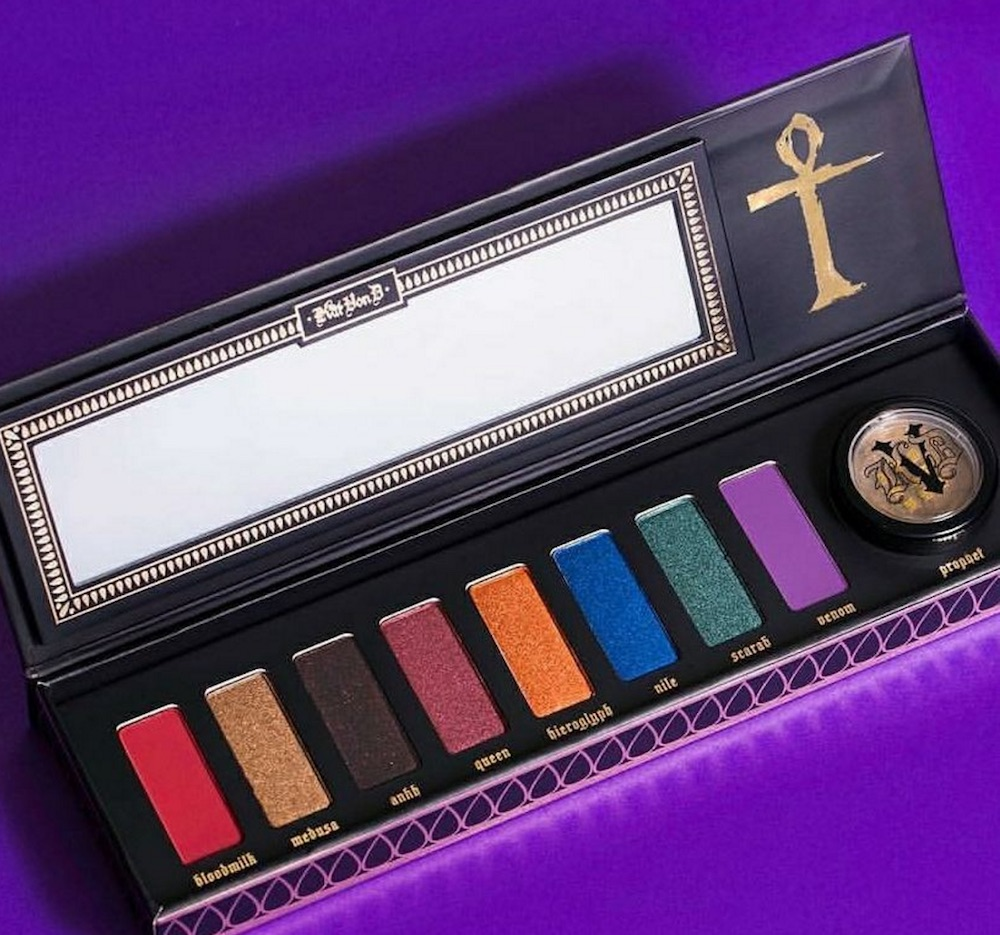 Here's how you can get Kat Von D's coveted Egyptian-inspired eyeshadow palette