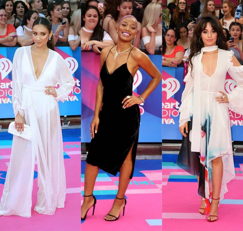 Here are 11 red carpet looks from the iHeartRadio Much Music Video Awards