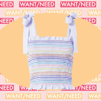 WANT/NEED: Cotton candy in tank top form, and more stuff you'll want to buy