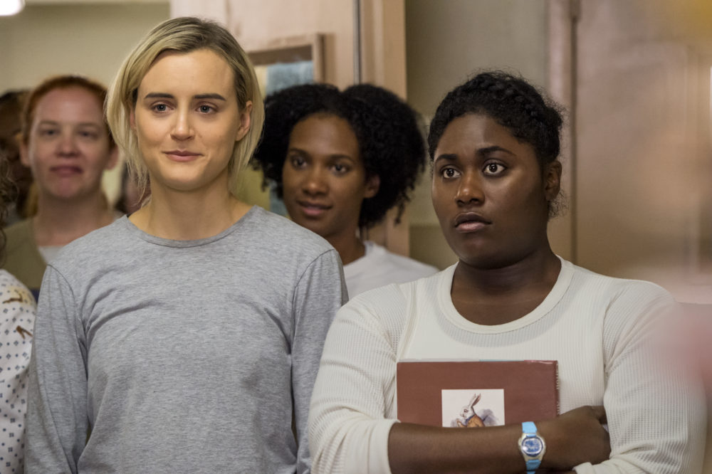 "Not a single cast member on ""Orange is the New Black"" knows what happens next — and that makes us very, very nervous"