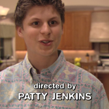"""Hold up, Patty Jenkins once directed an episode of """"Arrested Development"""""""