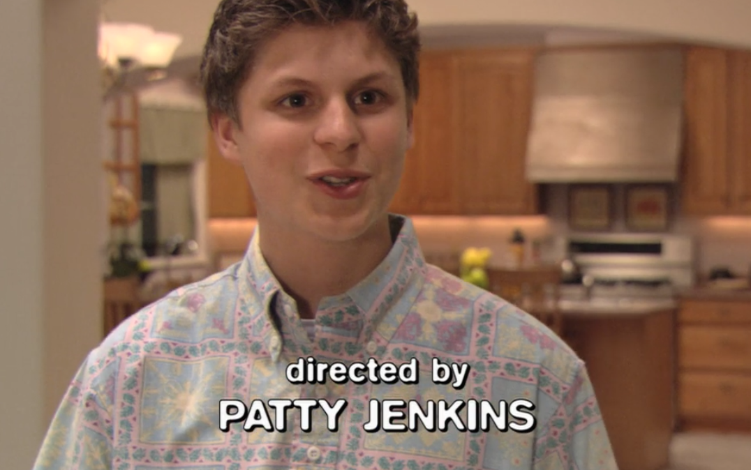 "Hold up, Patty Jenkins once directed an episode of ""Arrested Development"""