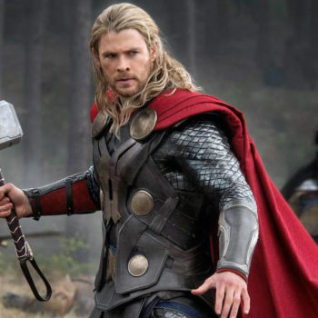 """Chris Hemsworth says he almost lost the """"Thor"""" role to his little brother Liam"""