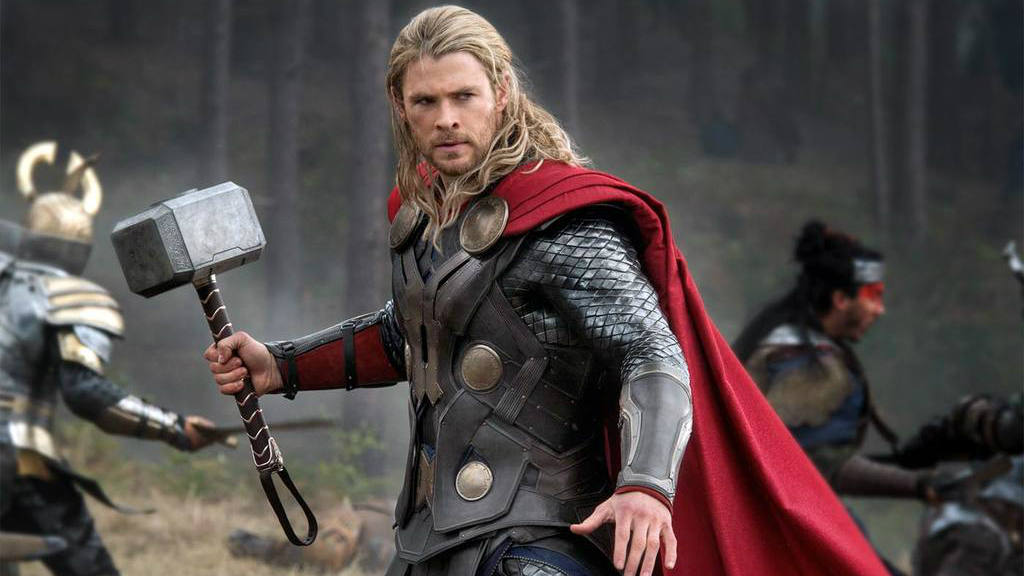 Chris Hemsworth just shared a shocking secret about being a Marvel superhero