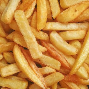 This French fry chart is dividing the internet, and we get it