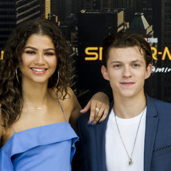 Spider-Man Tom Holland wore Zendaya's clothes, smashing gender norms in the process