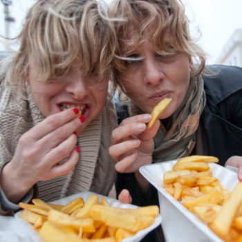 A study said that French fries are killing us, but here's why we actually shouldn't worry just yet