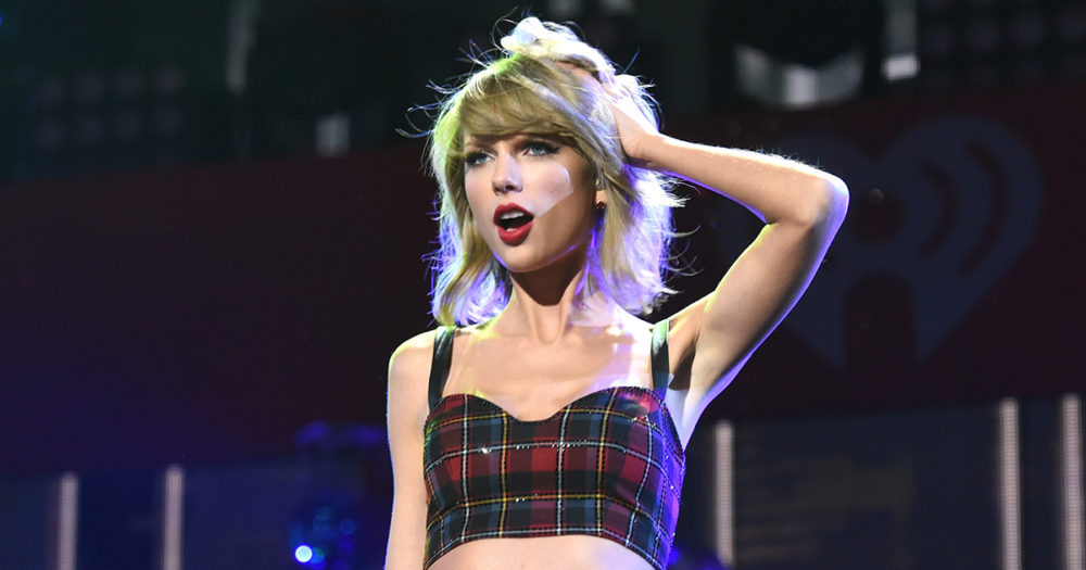 This is how much money Taylor Swift has made in one week streaming on Spotify