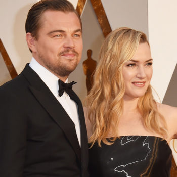 Kate Winslet got Leonardo DiCaprio's advice for her new role, because friendship never ends