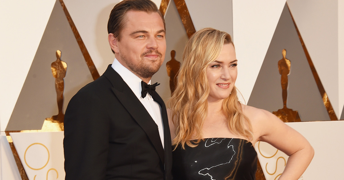 Kate Winslet got Leonardo DiCaprio's advice for her new ... Kate Winslet Awards