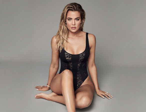 Khloé Kardashian's new bodysuit collection has somethin' for everybody (and every body)