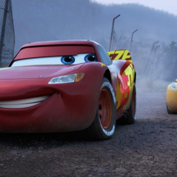 """Cars 3"" almost included a very odd cameo…from Batman"