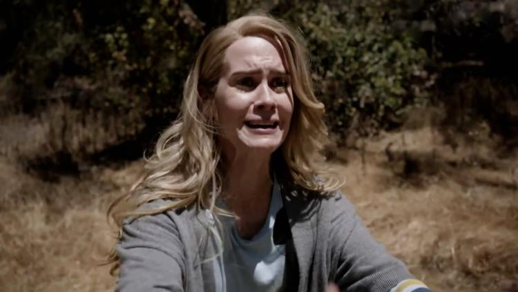 "Sarah Paulson can only tease one thing about her ""American Horror Story"" character for Season 7, and honestly, same"