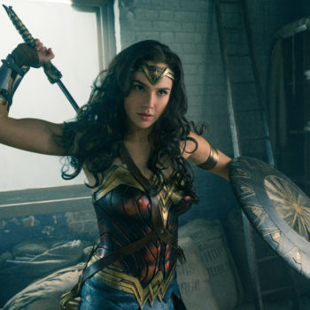 "Rejoice, Patty Jenkins is currently writing ""Wonder Woman 2"""