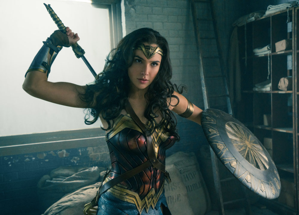 "James Cameron said some not-cool things about ""Wonder Woman,"" and Patty Jenkins perfectly responded with sass and grace"