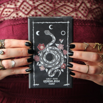 Leila + Olive's new tarot deck is for anyone who feels a Midsummer transformation coming on