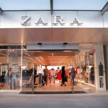 This is what Zara was called before a mix-up that gave it the name we know and love