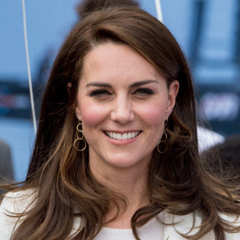 Kate Middleton gave off total bridal vibes in her lace Alexander McQueen dress