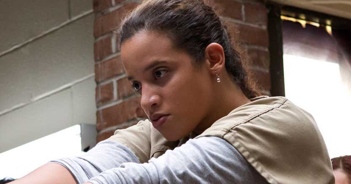 "Here's the reason why the young Daya looks so much like Dascha Polanco in ""Orange Is the New Black"""