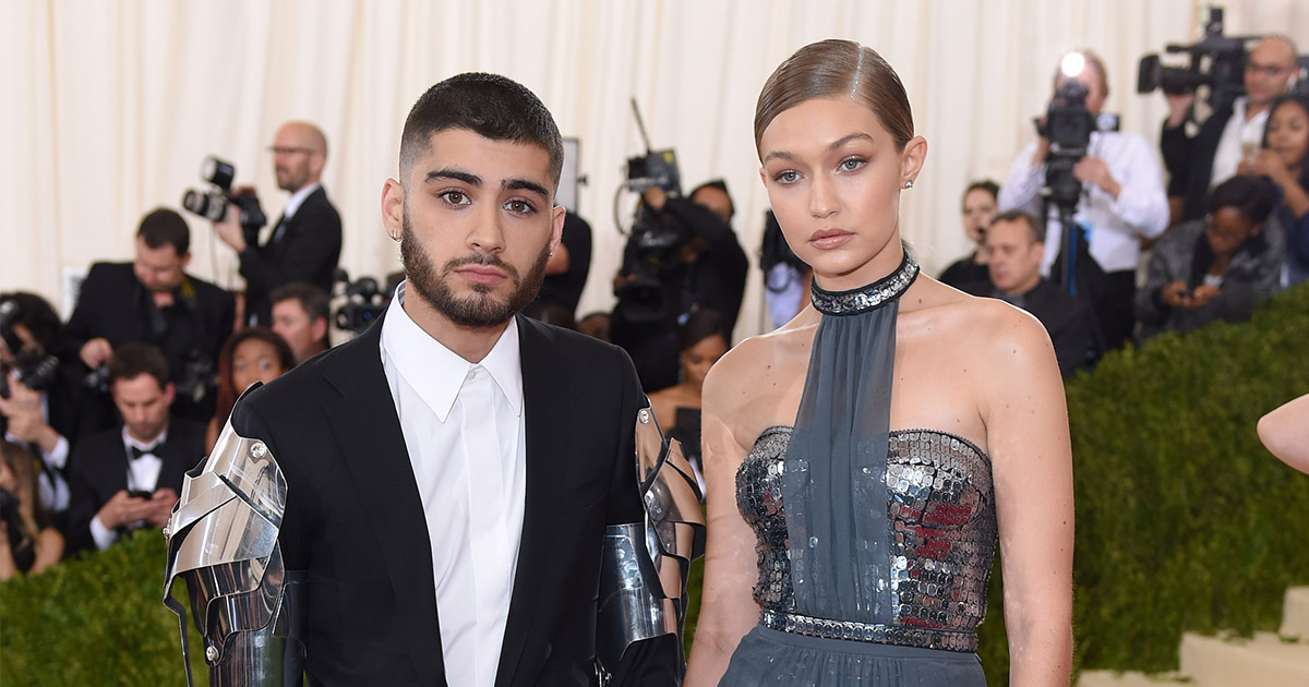 """Zayn Malik doesn't want you to call him and Gigi Hadid a """"power couple"""""""
