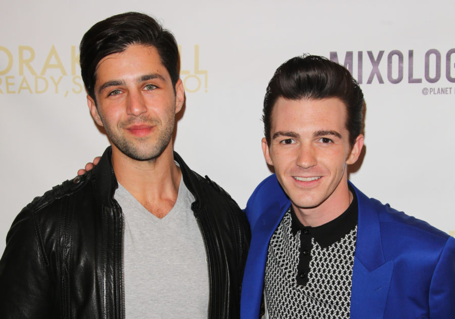 Josh Peck doesn't want you asking him this one specific question about Drake Bell