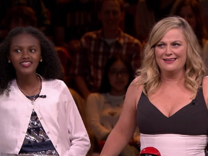 Any Poehler & Jimmy Fallon Play 'Are You Smarter Than a Smart Girl?'