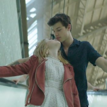"Shawn Mendes' new music video for ""There's Nothing Holding Me Back"" is so romantic it hurts"