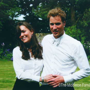 We are squealing over these throwback photos of Prince William and Kate Middleton