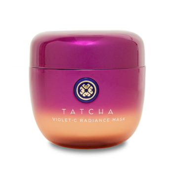 Tatcha's new bubblegum purple mask contains an ingredient that you probably haven't heard of before