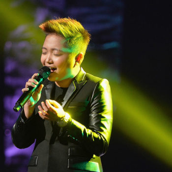 Singer Charice Pempengco has officially changed names to Jake Zyrus to better match his gender identity